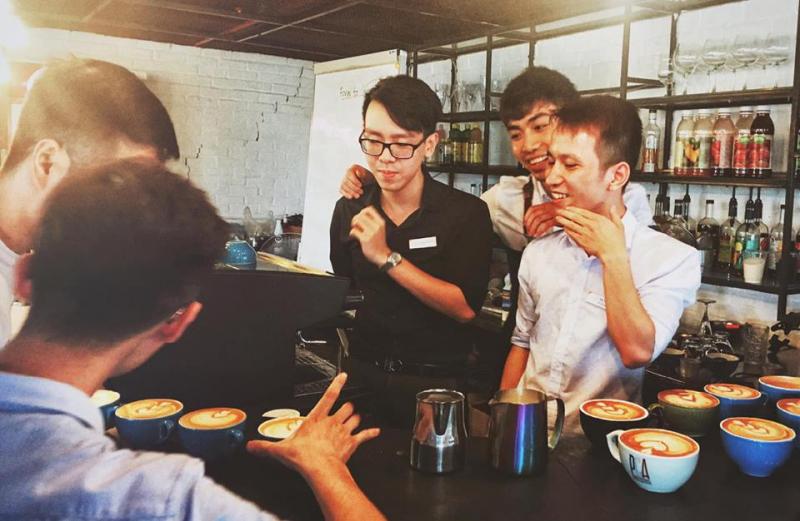 Học viện Jarvis đào tạo pha chế và kinh doanh cà phê hàng đầu