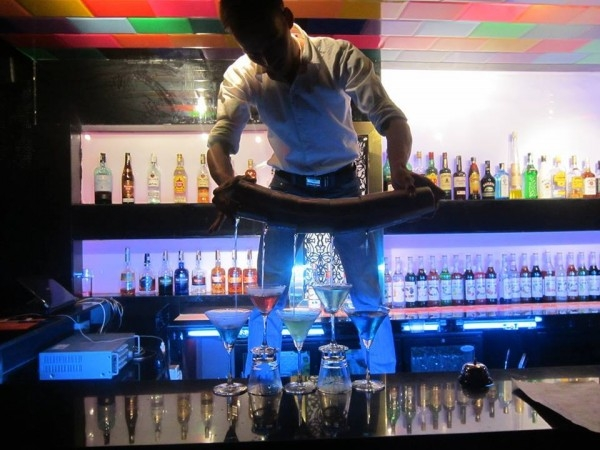 Bartender đang dần trở thành xu hướng nghề nghiệp của giới trẻ