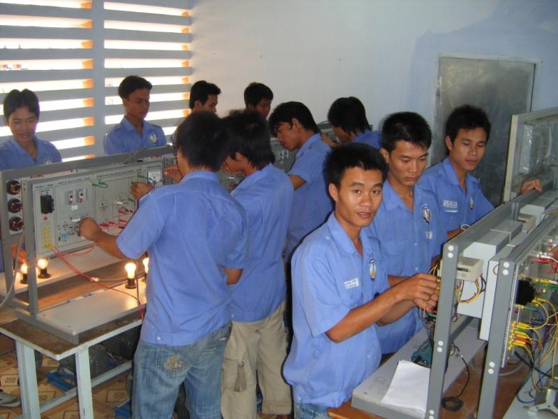 Trung tâm dạy nghề Quận 3