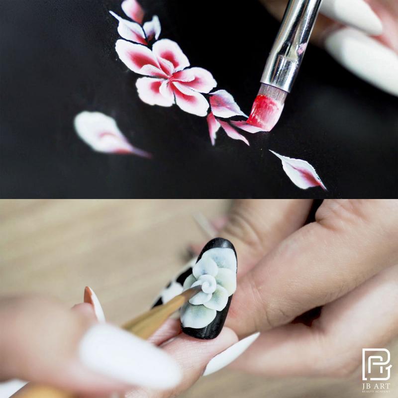 Trung tâm dạy nghề thẩm mỹ Nguyễn Hoàng - JB Art Academy