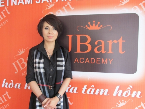 Trung tâm dạy nghề thẩm mỹ Nguyễn Hoàng (JBart Academy) - Trường dạy nghề thẩm mỹ uy tín và chất lượng nhất TP. HCM