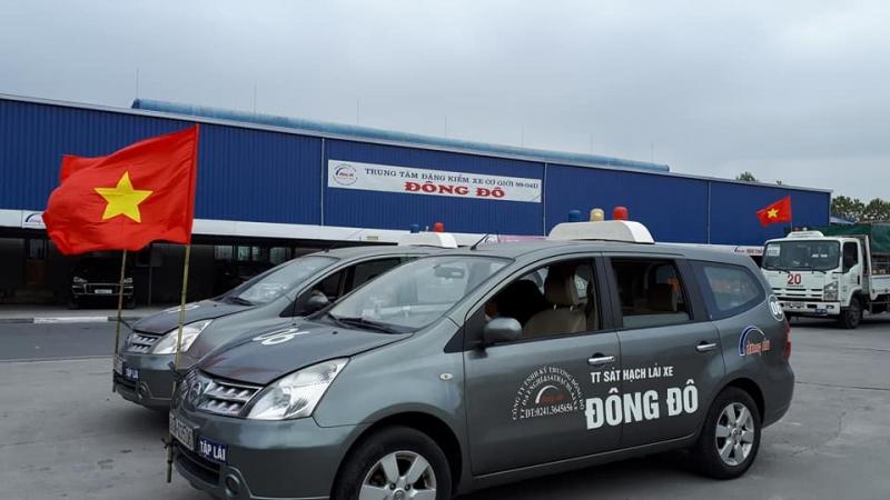 Trung tâm dạy nghề và sát hạch lái xe Đông Đô