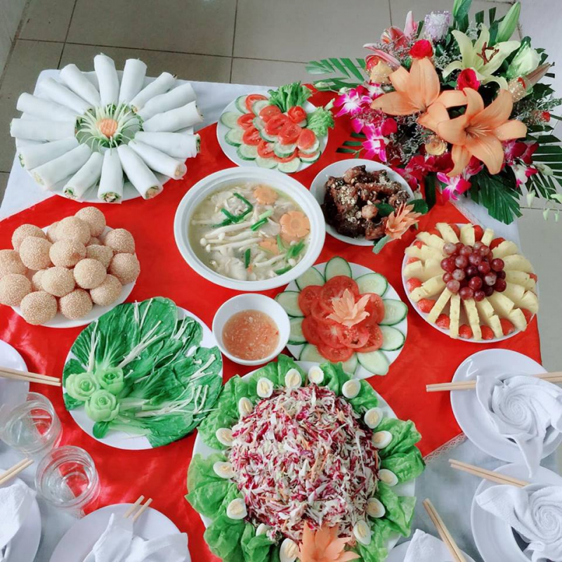 Top 10 trung tâm dạy nữ công gia chánh tốt nhất ở Hà Nội