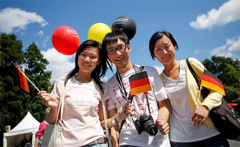 Trung tâm dạy tiếng Đức HALLO
