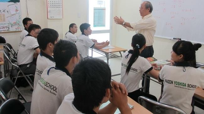 Trung tâm dạy tiếng Nhật Eikoh