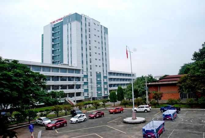 Trường Đại học Sư Phạm Kỹ Thuật TP. Hồ Chí Minh