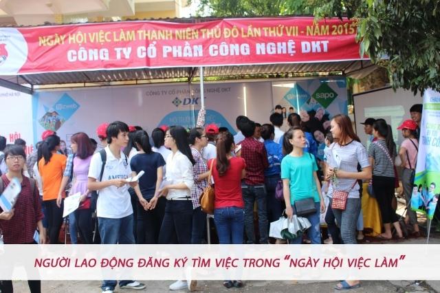 Trung Tâm Dịch Vụ Việc Làm Thanh Niên Hà Nội