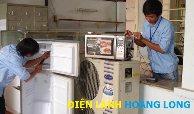 Trung tâm điện lạnh Hoàng Long đã khẳng định được thương hiệu trên thị trường điện lạnh bằng chất lượng dịch vụ và sự chuyên nghiệp trong cung cách phục vụ của đội ngũ nhân viên.