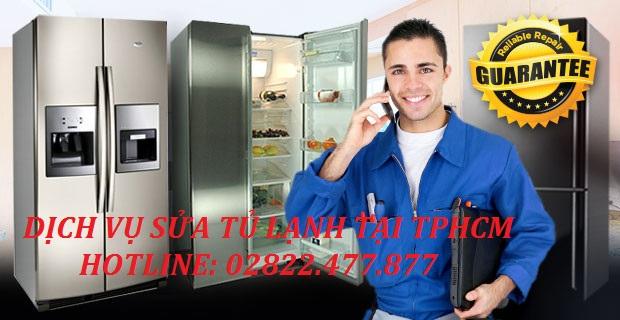 Trung tâm điện lạnh Huỳnh Anh là đơn vị sửa tủ lạnh uy tín bậc nhất tại Tp HCM.