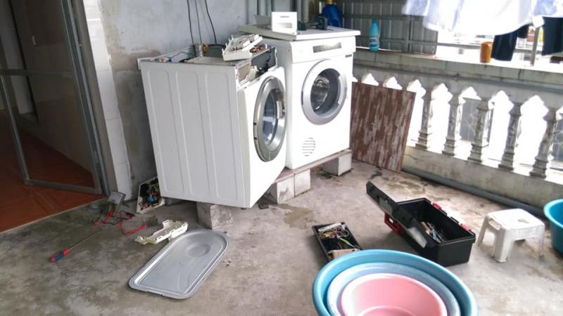 Sửa Chữa Điều hòa, Máy giặt, Tủ lạnh, Nóng lạnh Hà Tĩnh - tại nhà