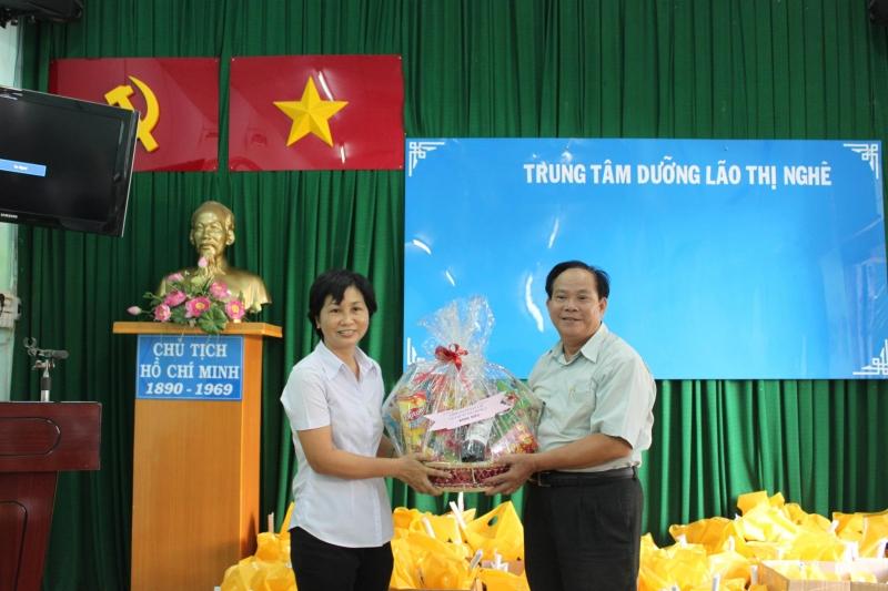 Một chuyến thiện nguyện tại trung tâm dưỡng lão Thị Nghè