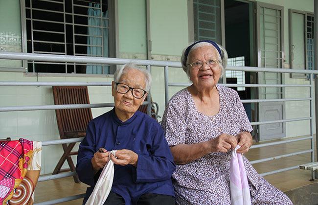 Trung tâm dưỡng lão tình thương Vinh Sơn