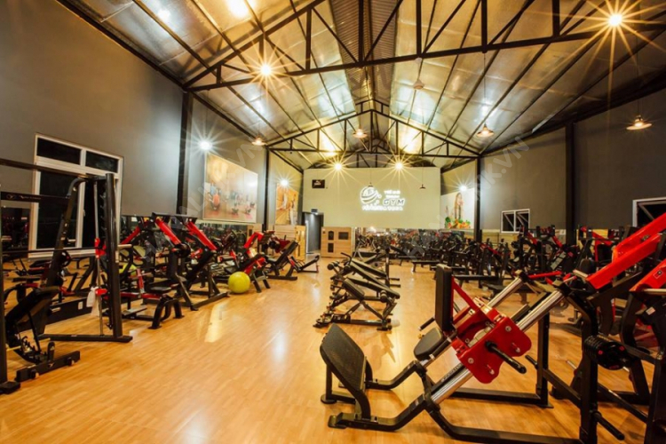 Fitness Factory - The Stronghold