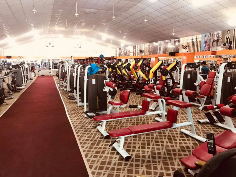 Trung tâm Fitness XGYM