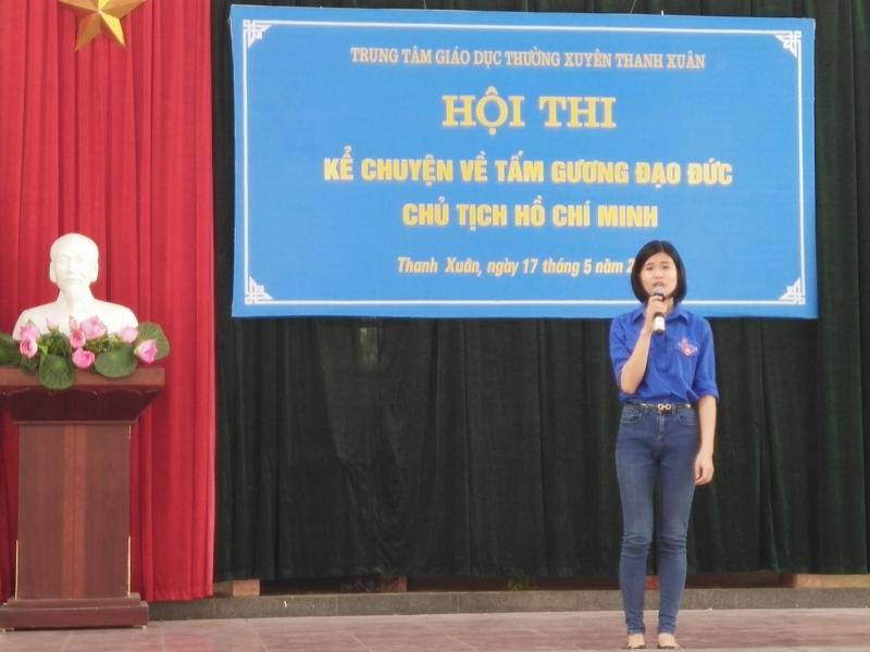 Trung tâm GDTX Thanh Xuân
