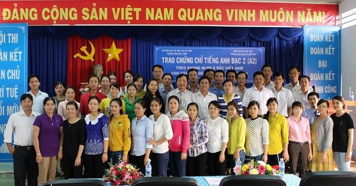 Trung tâm GDTX tỉnh Long An
