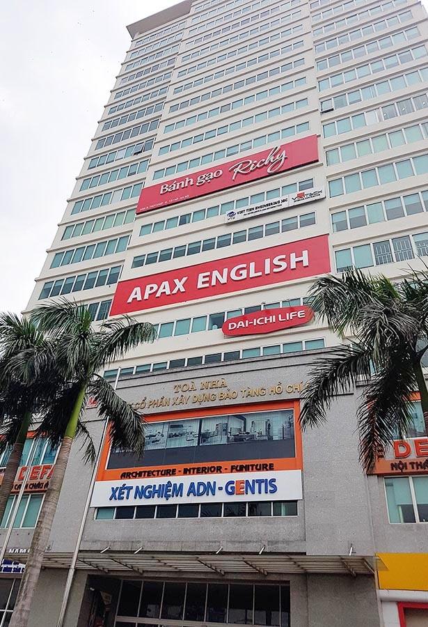 Trụ sở chính của Trung tâm Gentis ở Hà Nội