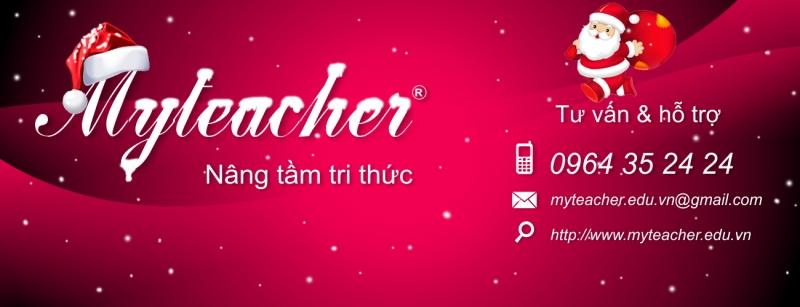 Myteacher - nâng tầm tri thức