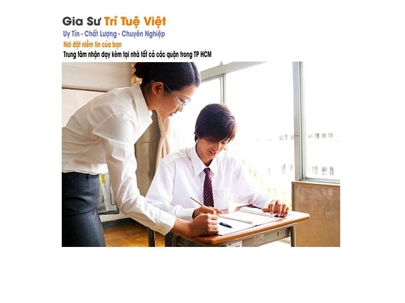 Trung tâm gia sư Trí Tuệ Việt