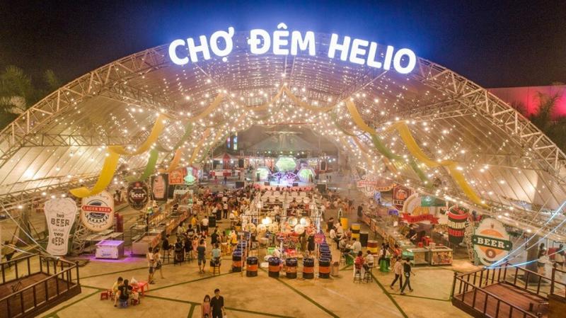 Trung tâm giải trí Helio Center