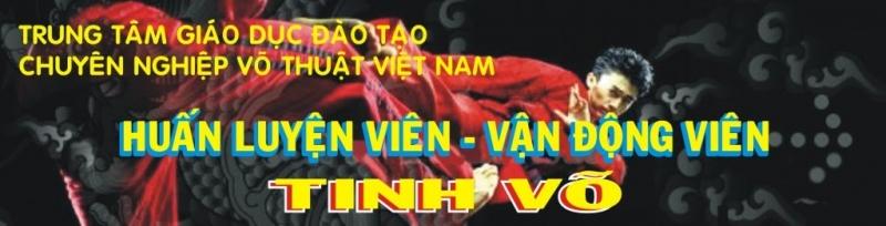 Trung tâm Giáo dục Đào tạo chuyên nghiệp võ thuật Việt Nam Tinh Võ