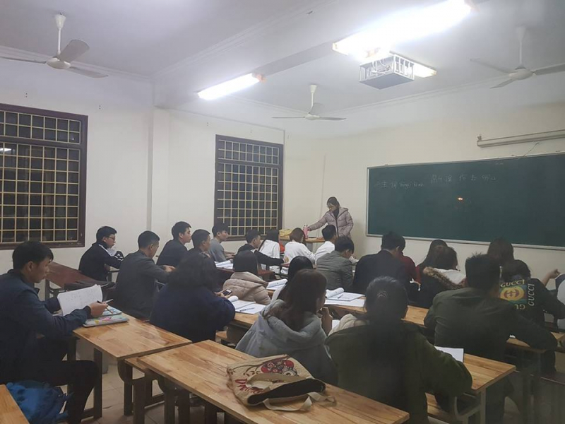 Trung tâm Giáo dục Hàn Quốc DU-BCIT