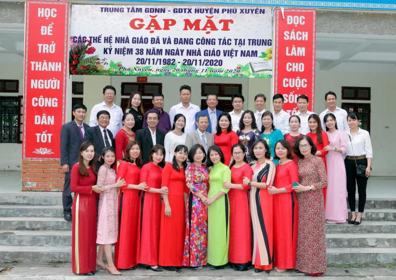 Trung Tâm Giáo Dục Nghề Nghiệp - Giáo Dục Thường Xuyên Huyện Phú xuyên