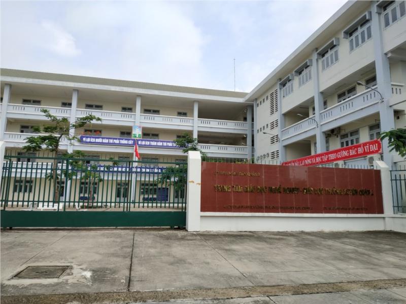 Trung tâm Giáo dục nghề nghiệp – Giáo dục thường xuyên quận 2