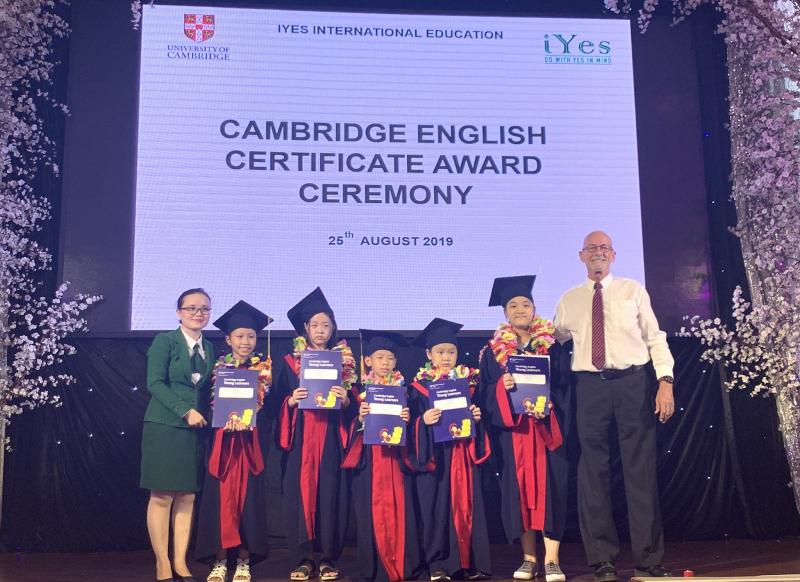 Trung tâm giáo dục Quốc tế - iYes