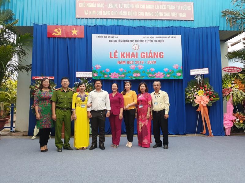 Trung tâm Giáo dục thường xuyên Gia Định