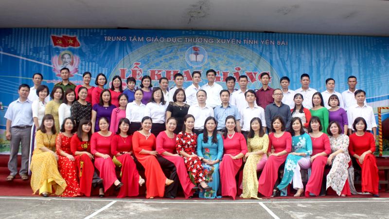 Trung tâm giáo dục thường xuyên tỉnh Yên Bái