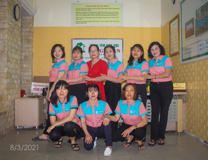 Trung tâm giúp việc Hồng Doan