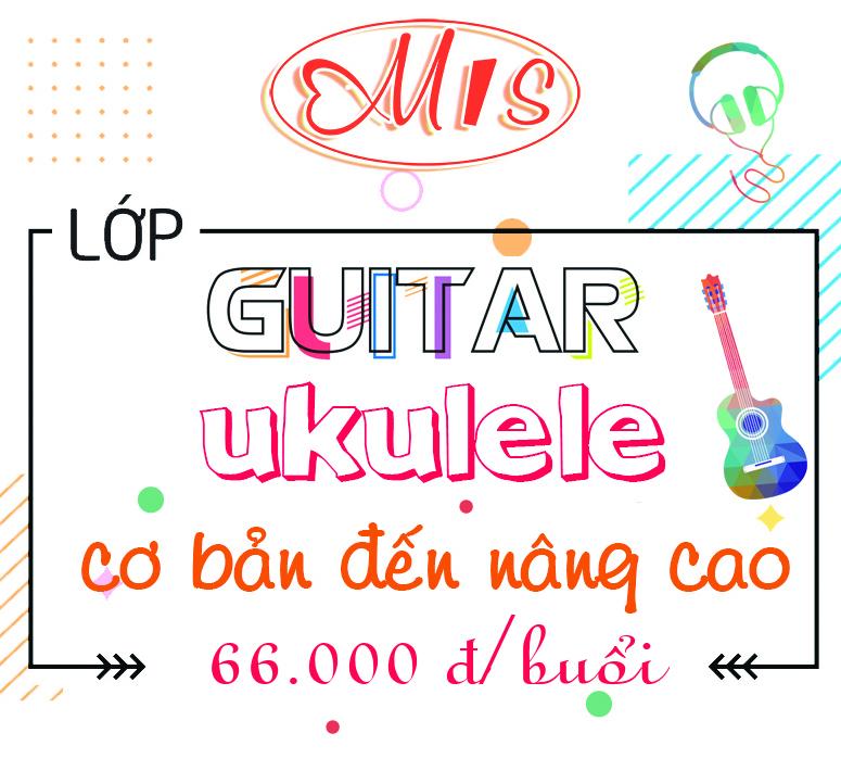Trung tâm Guitar MIS