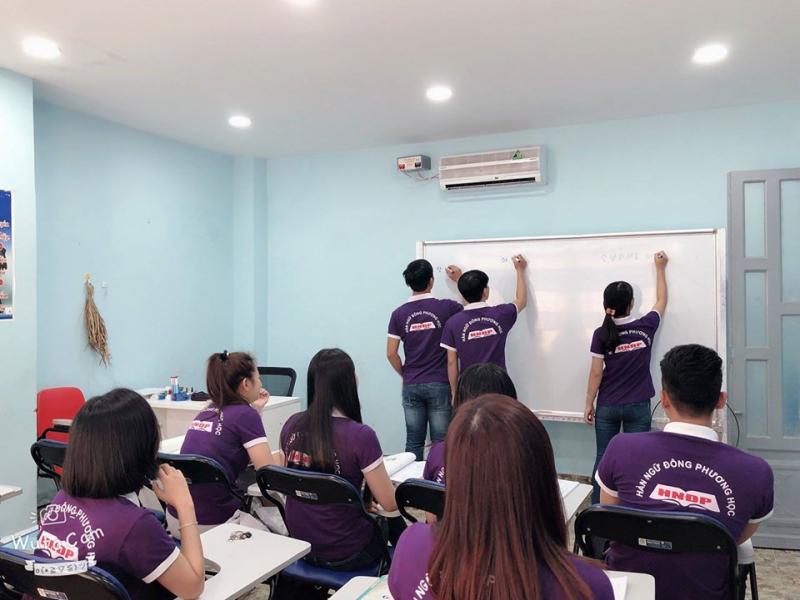 Top 5 Trung tâm học tiếng Hàn tốt nhất quận Gò Vấp, TP HCM