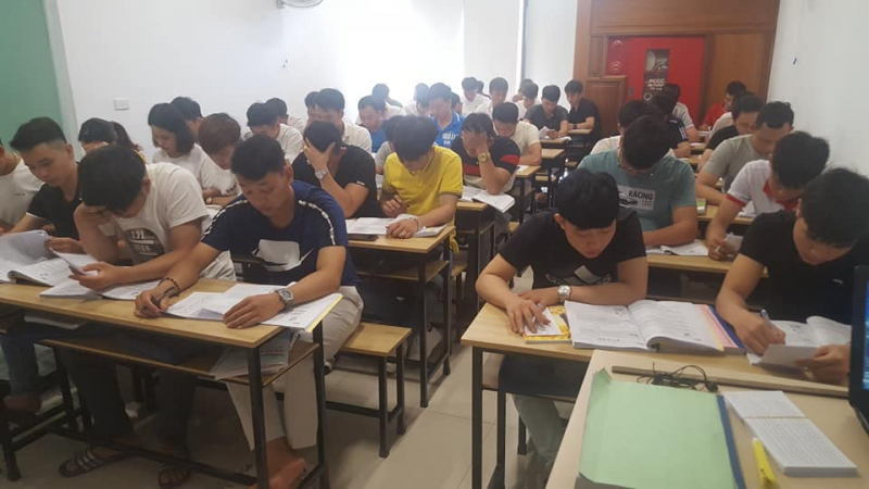 học tiếng Hàn tại Minh Hoài Korea-Link