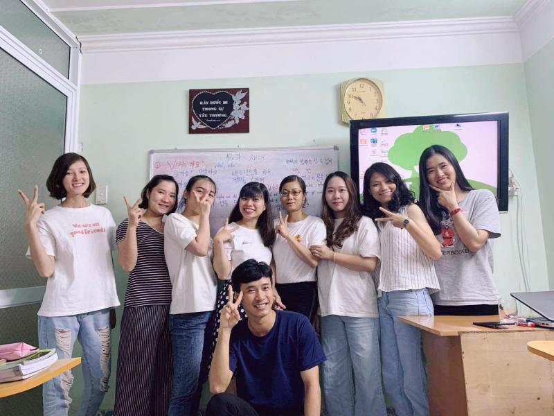 Trung tâm Hàn ngữ TIN Shalom