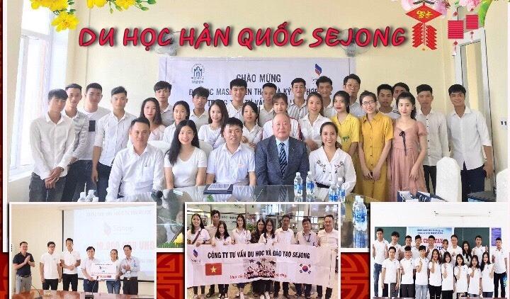 Trung tâm hàn ngữ và du học Sejong