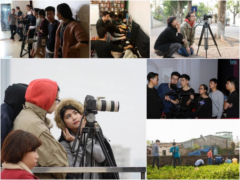 Trung tâm hỗ trợ Phát triển tài năng Điện ảnh TPD mở lớp học hoàn toàn mới tập trung vào các nghệ thuật dàn cảnh trong nghiệp vụ Đạo diễn.