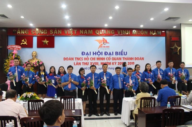Trung tâm Hỗ trợ sinh viên của Thành đoàn TP. Hồ Chí Minh