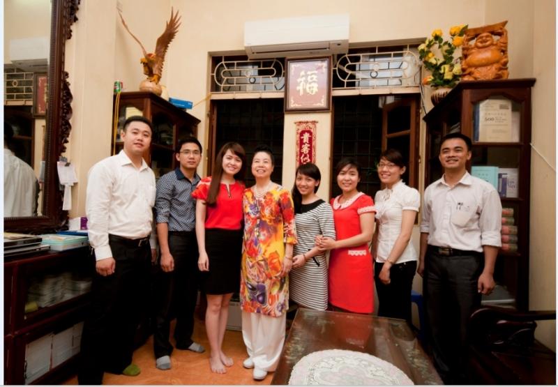 Trung tâm tiếng Trung Hoàng Liên là một trong những trung tâm có lịch sử giảng dạy lâu đời ở Hà Nội