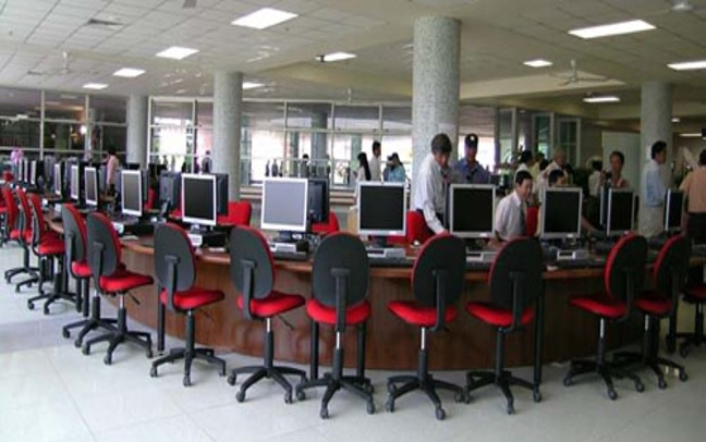 Trung tâm học liệu Đại học Cần Thơ