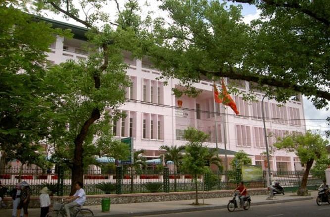 Trung tâm học liệu Đại học Huế