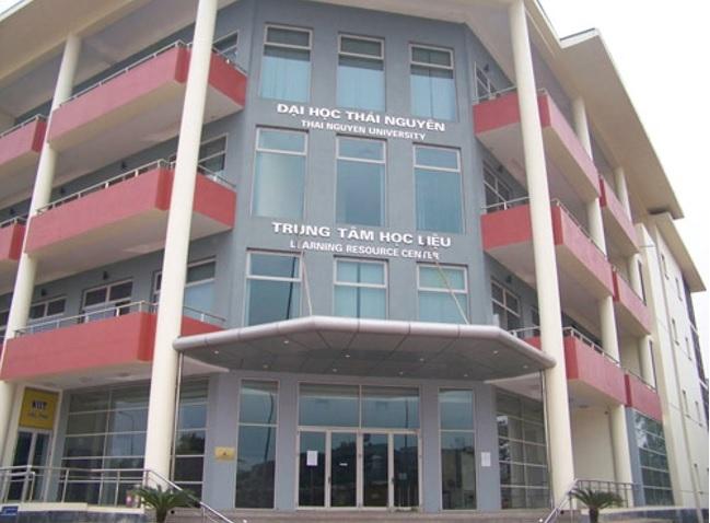 Trung tâm học liệu Đại học Thái Nguyên