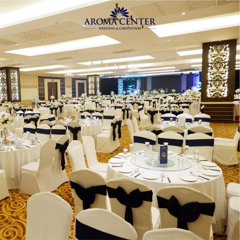 Trung Tâm Hội Nghị & Tiệc Cưới Aroma Center
