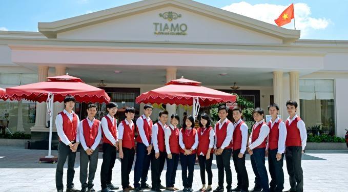 Trung tâm hội nghị & tiệc cưới TIAMO