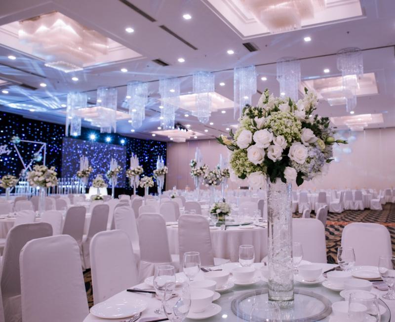Trung tâm Hội nghị - Tiệc cưới Capella Park View