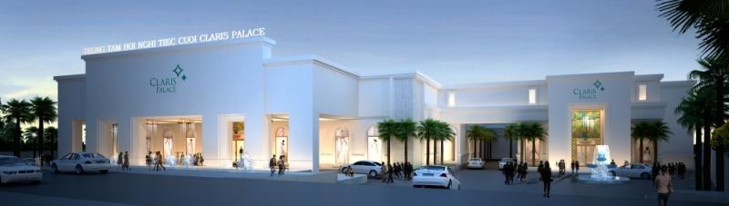 Trung tâm hội nghị tiệc cưới Claris Palace