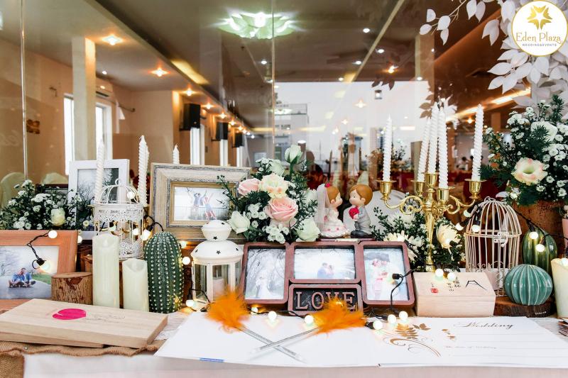 Trung tâm Hội nghị - Tiệc cưới Eden Plaza