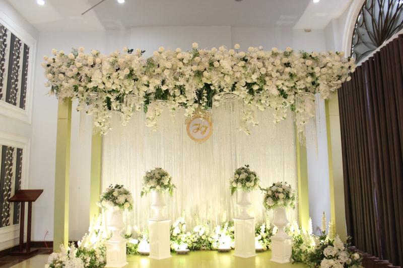 Trung tâm hội nghị tiêc cưới Eros Palace