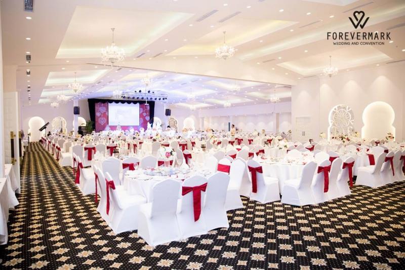 Trung tâm hội nghị tiệc cưới ForeverMark